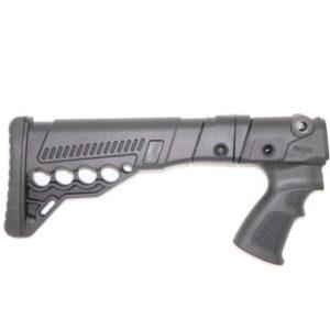 Байкал МР-155 комплект рукоятка приклад с патронташем и складной адаптер DLG Tactical
