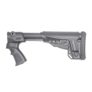 Байкал МР-155 приклад и рукоятка комплект с регулируемой щекой DLG Tactical