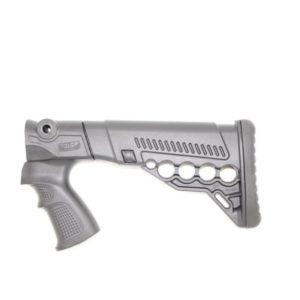 Байкал МР-155 комплект рукоятка и приклад с патронташем DLG Tactical